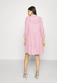 YAS - YASALVA 3/4 DRESS - Robe d'été - pink nectar - 2