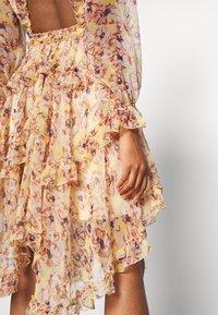 YAS - YASLUSAKA DRESS - Vestito elegante - light pink - 6