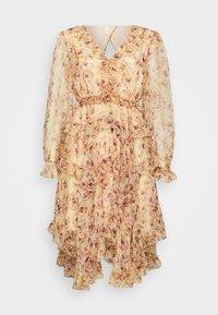 YAS - YASLUSAKA DRESS - Vestito elegante - light pink - 5