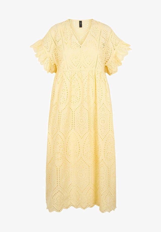 YASTULIPA - Korte jurk - golden haze