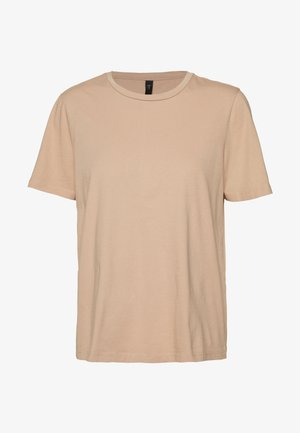 YASSARITA ONECK TEE - Print T-shirt - sirocco