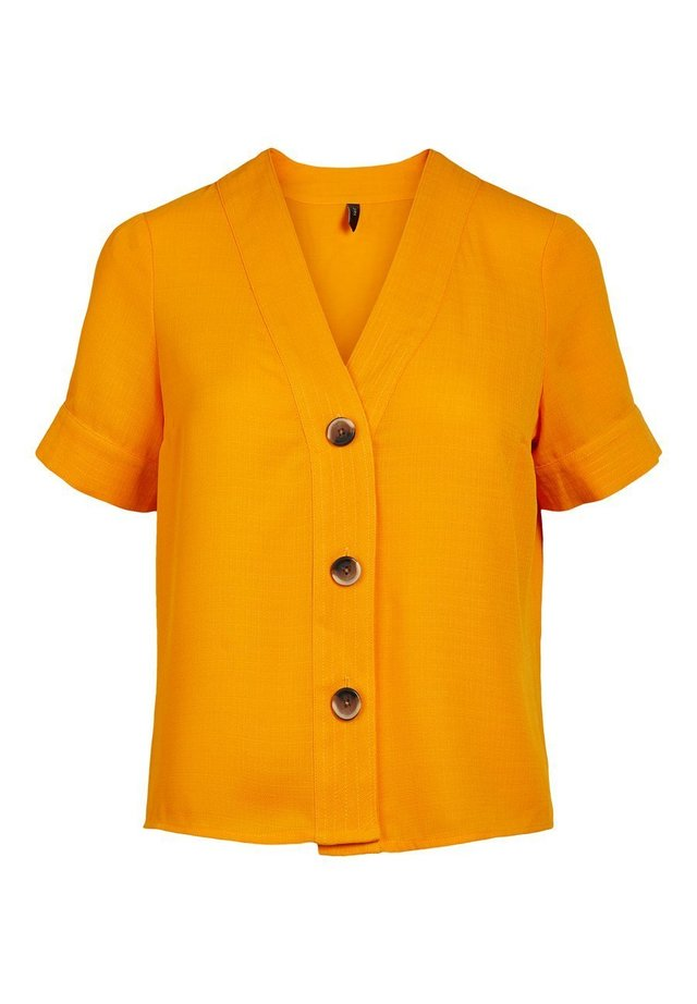 YASMARION - Bluzka - Cadmium Yellow