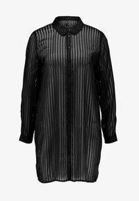YAS - YASROCKA - Overhemdblouse - black - 3