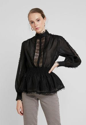 YASCLARINA - Blouse - black