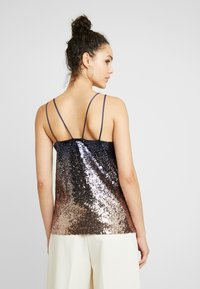 YAS - YASKATHY STRAP SHOW - Blouse - night sky - 2