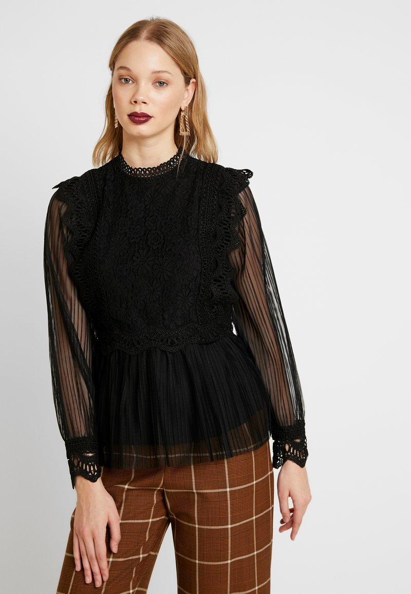 YAS Tall - YASSOPHIA - Blouse - black
