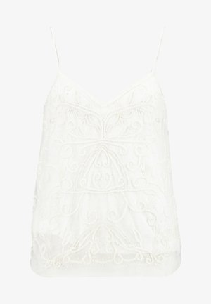 YASCHARLENE STRAP TOP  - Topper - star white