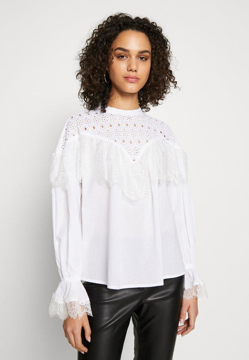 YAS - YASJEDAH - Bluse - star white