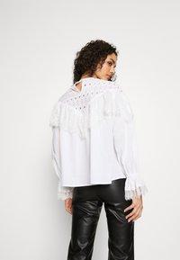 YAS - YASJEDAH - Bluse - star white - 2