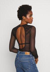 YAS - YASCURA BODYSTOCKING - Body - black - 2