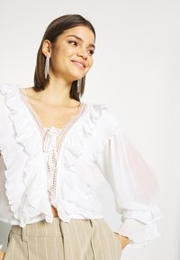 YAS - YASLAURA - Blouse - bright white - 3