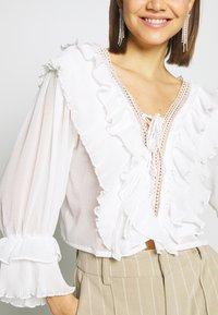 YAS - YASLAURA - Blouse - bright white - 5