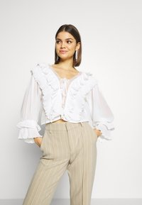 YAS - YASLAURA - Blouse - bright white - 0