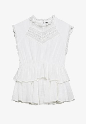 YASLUXA TOP - Blouse - star white
