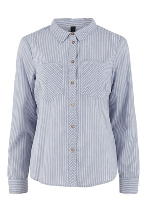 YASCLOUD - Button-down blouse - dark denim