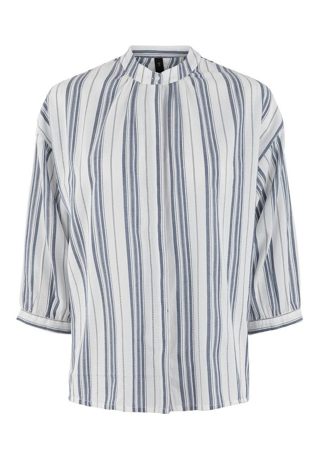 BREEZA - Button-down blouse - star white