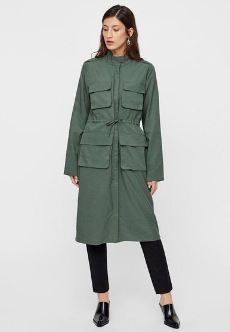 YAS - YASCELLA - Manteau classique - green