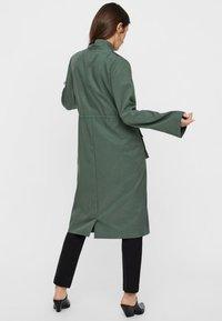YAS - YASCELLA - Manteau classique - green - 2