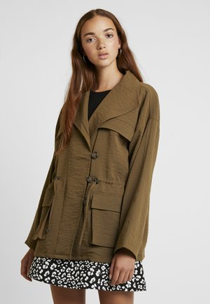 YASMALLA JACKET ICONS - Summer jacket - beech