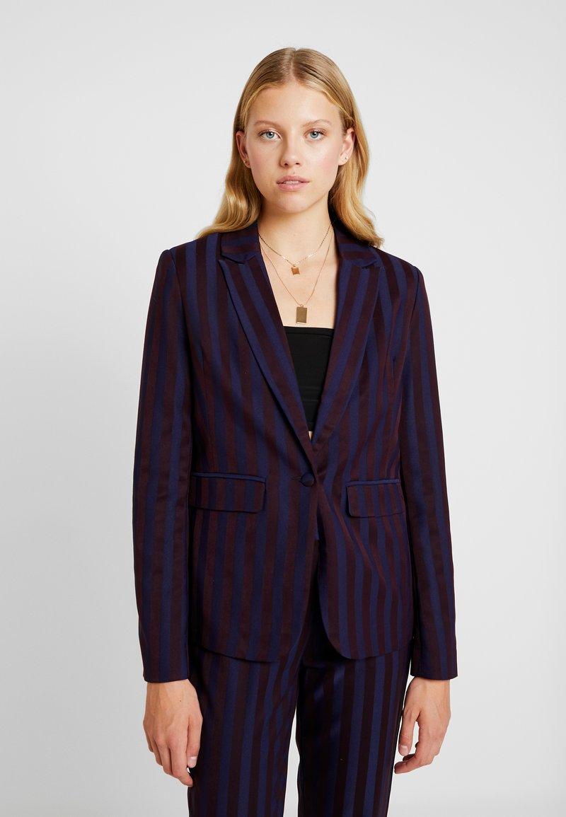 YAS - YASSHERRY - Blazer - navy blazer