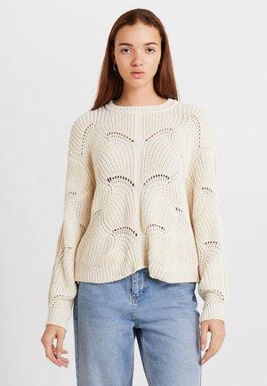 YASDALIA  - Pullover - creme