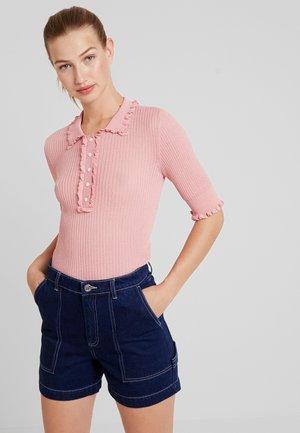 YASELISE  - T-shirt print - quartz pink