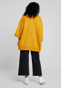 YAS - YASSUNDAY CARDIGAN - Chaqueta de punto - golden yellow - 2