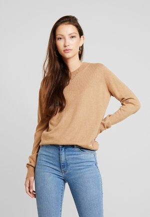 YASMABEL ICONS - Sweter - tannin