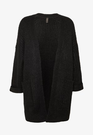 YASSUNDAY CARDIGAN - Vest - black
