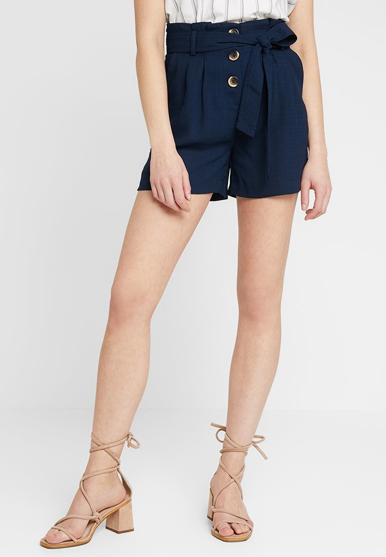 YAS - YASMARION - Shorts - navy blazer