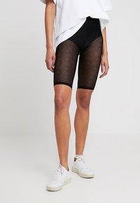 YAS - YASTIGHTS - Shorts - black - 0