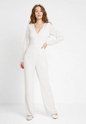BRIDAL YASSOFIE  - Jumpsuit - star white