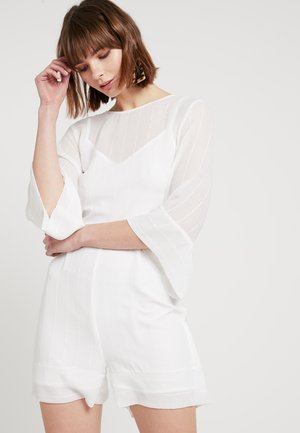 YASNANNA PLAYSUIT - Overal - star white