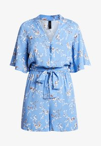 YAS - YASBEALA PLAYSUIT - Jumpsuit - silver lake blue - 4