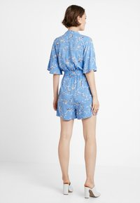 YAS - YASBEALA PLAYSUIT - Jumpsuit - silver lake blue - 2
