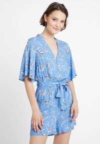 YAS - YASBEALA PLAYSUIT - Jumpsuit - silver lake blue - 0