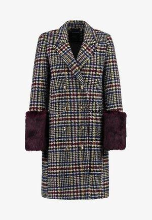 YASCHECK COAT - Classic coat - multi-coloured