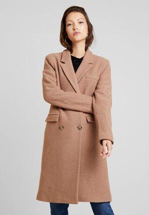 YASALMOND COAT - Zimní kabát - almondine