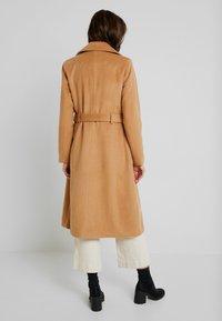 YAS - YASLEANN COAT - Zimní kabát - tan - 2
