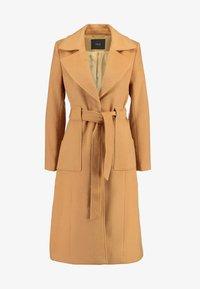 YAS - YASLEANN COAT - Zimní kabát - tan - 4
