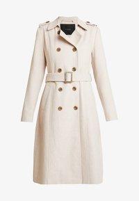 YAS - YASMILDA COAT - Zimní kabát - creme - 4