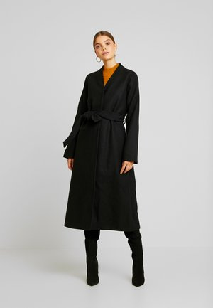 YASSTEVA COAT - Classic coat - black