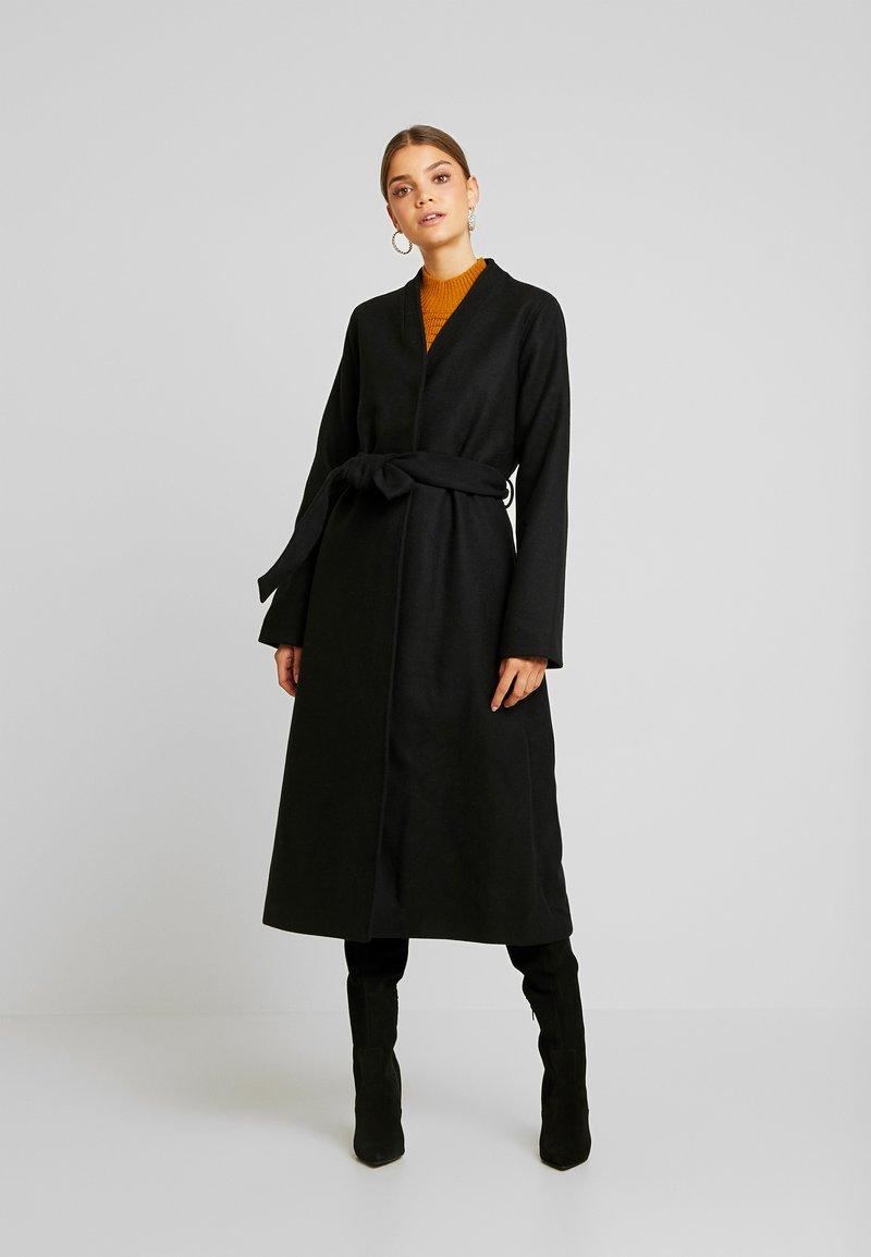 YAS - YASSTEVA COAT - Classic coat - black