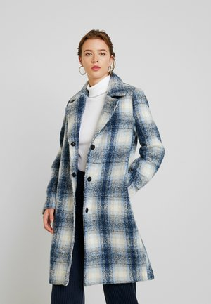 YASHEATHER COAT - Abrigo - mother of pearl