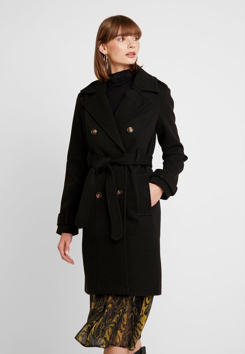 YAS - YASCHARANO COAT - Zimní kabát - black
