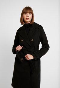 YAS - YASCHARANO COAT - Zimní kabát - black - 3