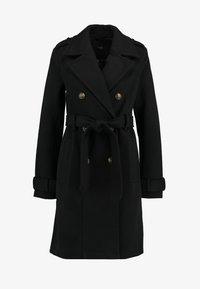 YAS - YASCHARANO COAT - Zimní kabát - black - 4