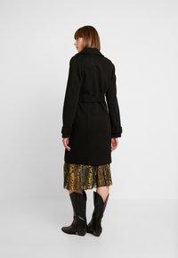 YAS - YASCHARANO COAT - Zimní kabát - black - 2