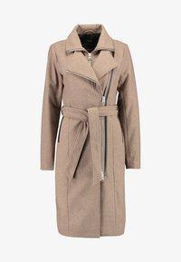 YAS - YASESMEE COAT - Classic coat - camel - 4