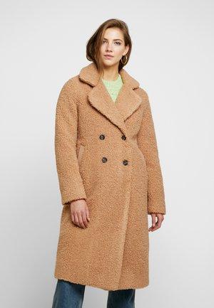 YASNICOLE - Winter coat - tan